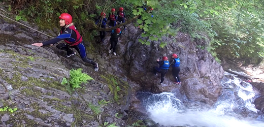 Gorge Walking Level 2